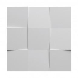 """3D панель  """"Квадраты"""" 500х500 мм"""