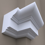 Фасадный карниз ФК16 Н 415х385