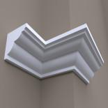 Фасадный карниз ФК22 H 190x170