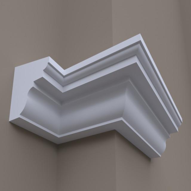 Фасадный молдинг ФТ52 Н 230х185
