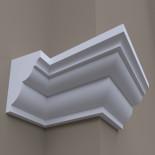 Фасадный молдинг ФТ58 Н 240х170