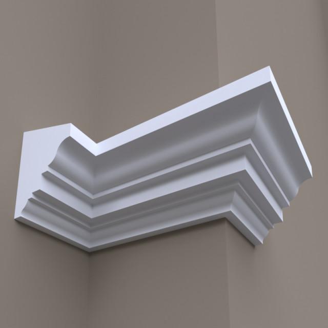 Фасадный молдинг ФТ5 Н 230х165