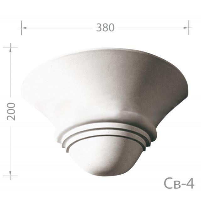 Светильник настенный Св-4