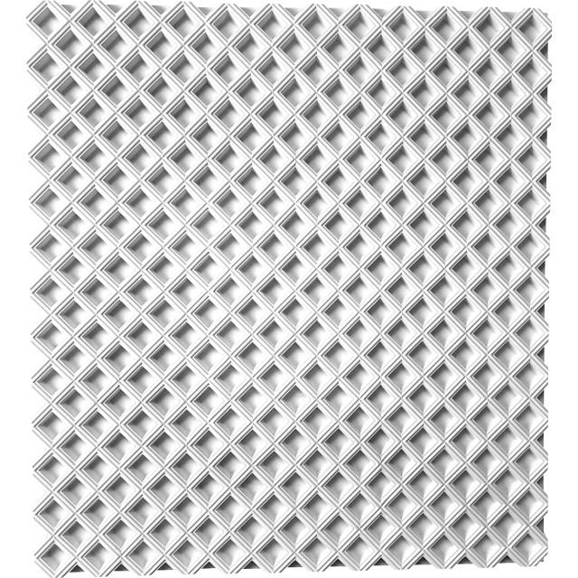 3D панель Решетка 570х520 мм.