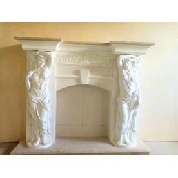 Декоративный камин №1
