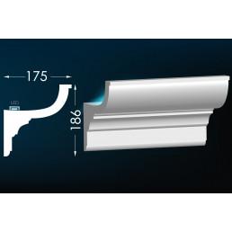 Гипсовый карниз для скрытого освещения Тс-45 (Т-126)