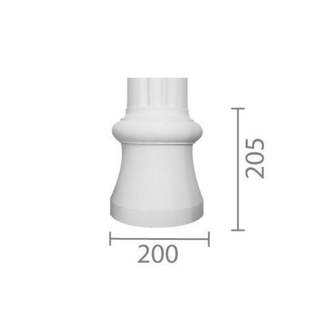 База колонны  б-108 (1/2)