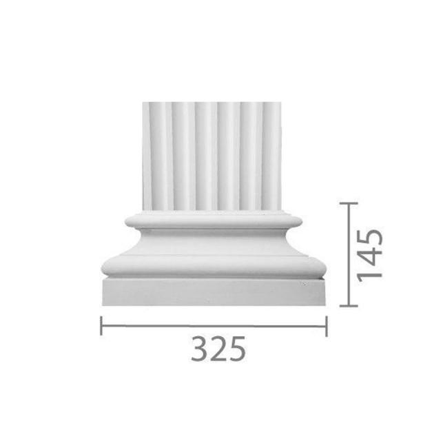 База колонны  б-67