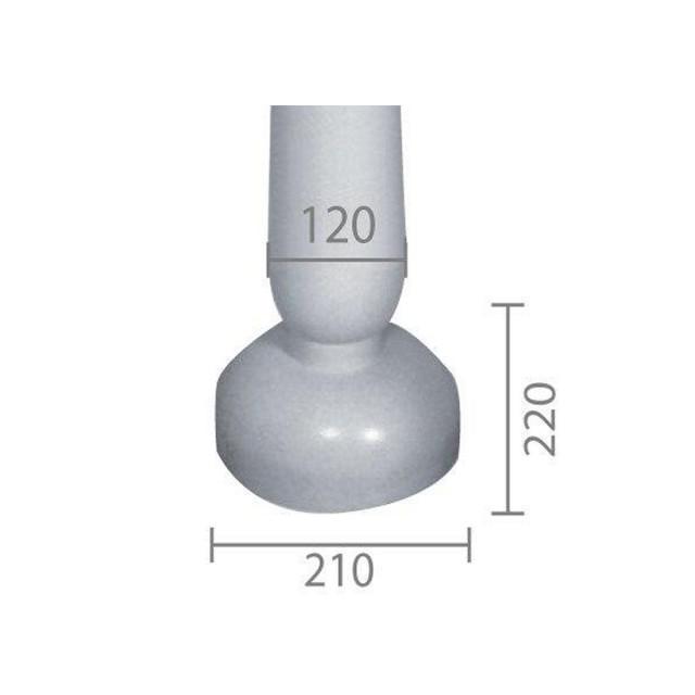 База колонны  б-73 (В 73)