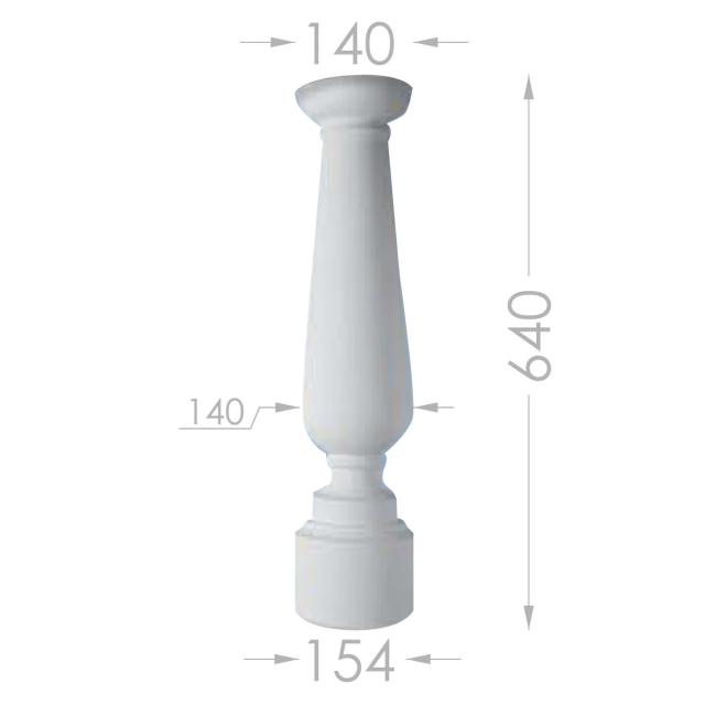 Балясина бл-10 (h 640)