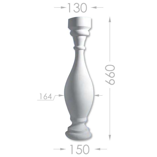 Балясина бл-16 (h 660)