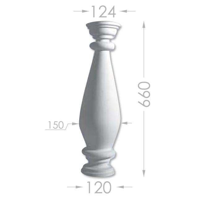 Балясина бл-18 (h 660)