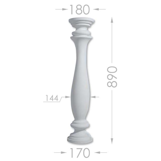 Балясина бл-19 (h 890)