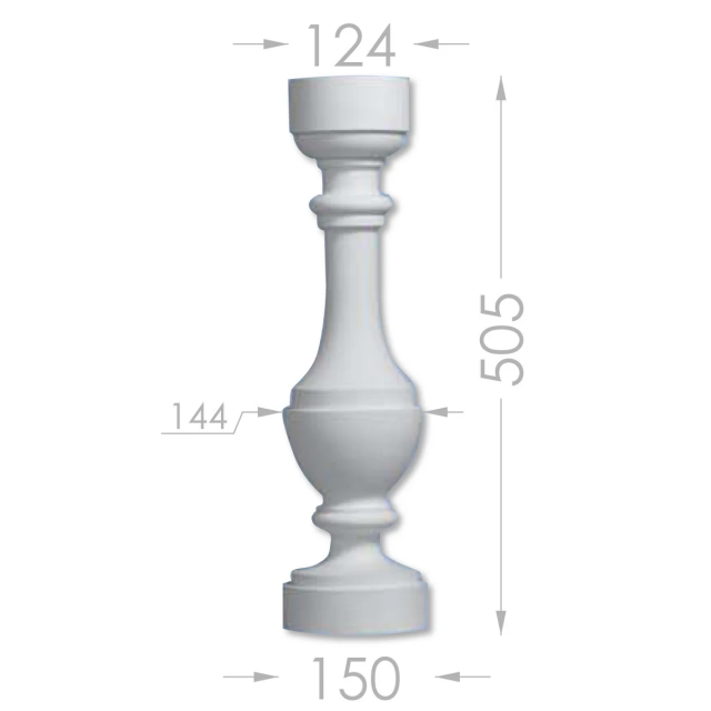 Балясина бл-23 (h 505)