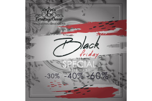 Акция Black Friday в ErmitageDecor