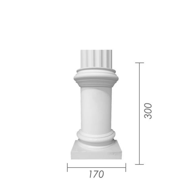 База колонны б-1 (½)