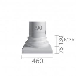 База колонны б-13а (энтазис)