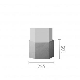 База колонны б-38 (1/2)