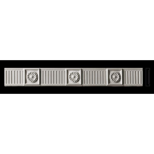 Фриз из гипса Ф-104 h95мм