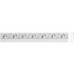 Фриз из гипса Ф-131 h43мм