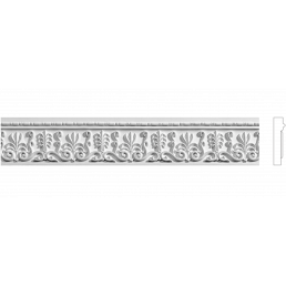 Фриз из гипса Ф-143 h78мм
