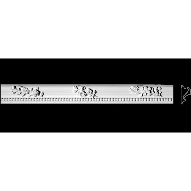 Фриз из гипса Ф-22 h100мм
