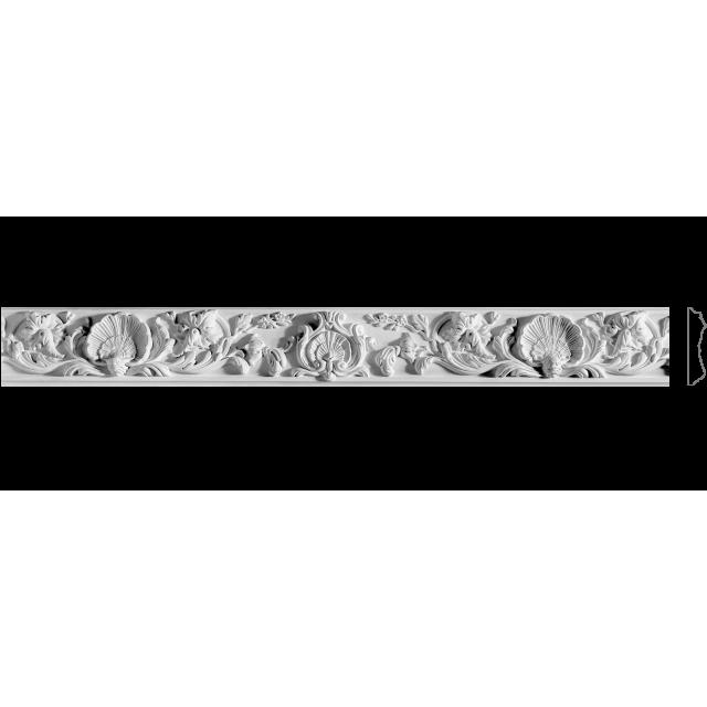 Фриз из гипса Ф-99 h135мм