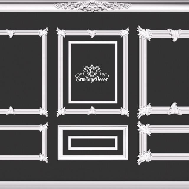 Декоративная рамка 18
