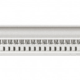 Карниз из гипса к-195 h190х125мм