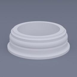 База круглая ФБК 9 h 160 (d400)