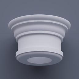 Капитель круглая ФКК 3 h250 (d250)