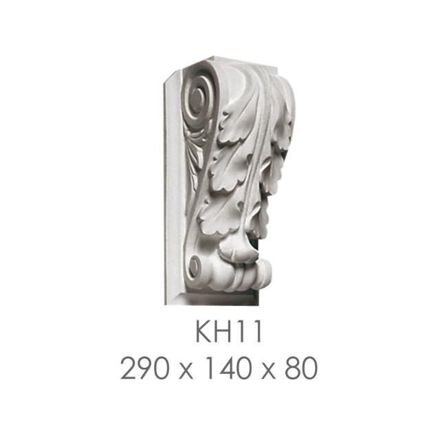 Кронштейн кн-11 из бетона