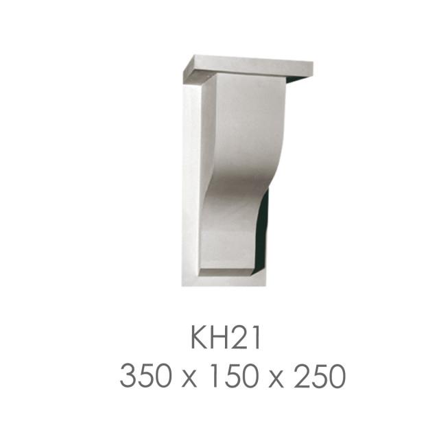 Кронштейн из гипса кн-21 350х150х250