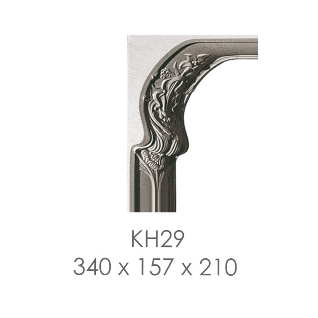 Кронштейн кн-29 из бетона