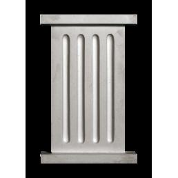 Кронштейн из гипса кн-43 201х130х23