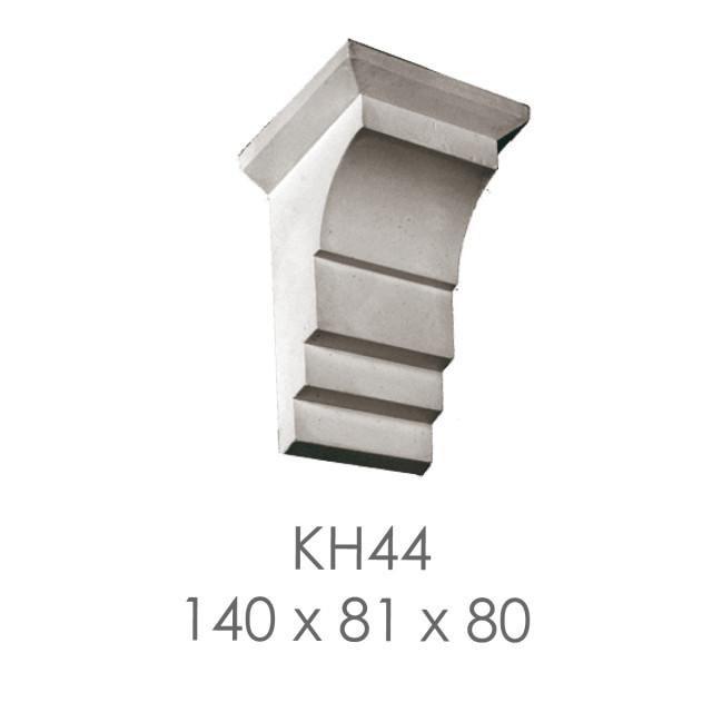 Кронштейн из гипса кн-44 140х81х80