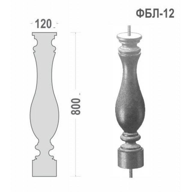 Балясины ФБЛ-12 (h 800)