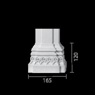 База колонны б-79 (пилястра)