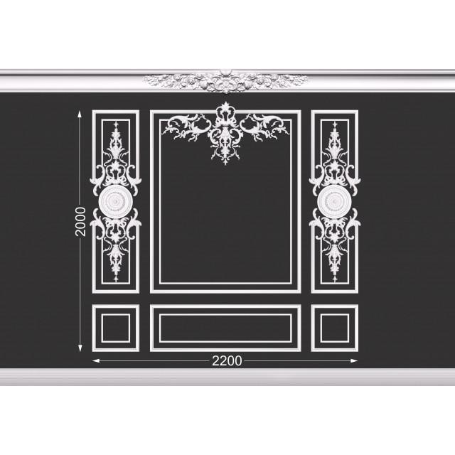 Декоративная рамка 1