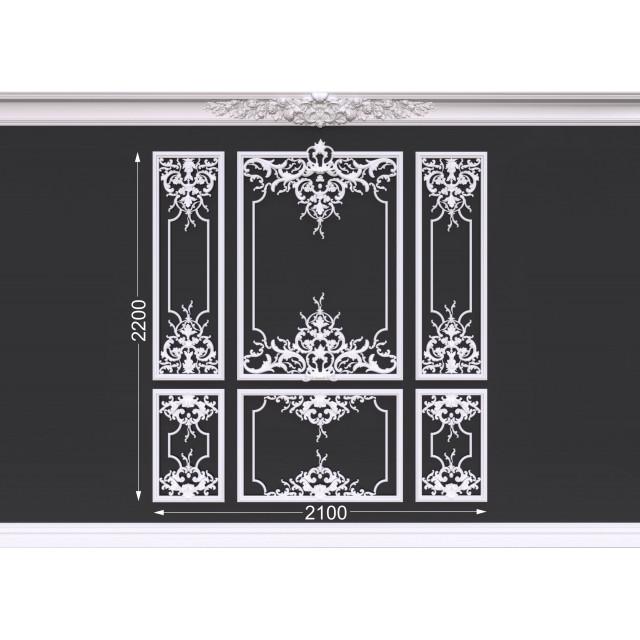 Декоративная рамка 3