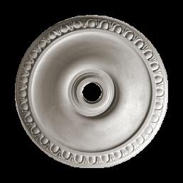 Розетка потолочная из гипса р-111 Ø410