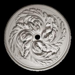Розетка потолочная из гипса р-115 Ø795