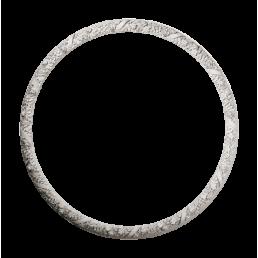 Розетка потолочная из гипса р-150 Ø1800