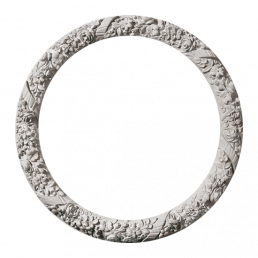 Розетка из гипса р-174 Ø1005