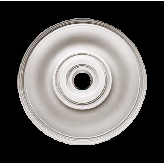 Розетка из гипса р-180 Ø450