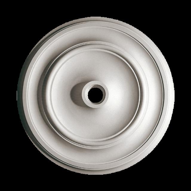 Розетка потолочная из гипса р-42 Ø600