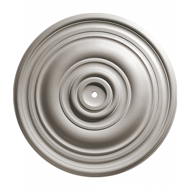 Розетка потолочная из гипса р-59 Ø730