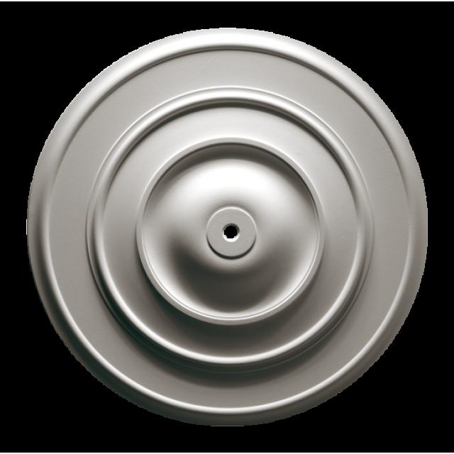 Розетка потолочная из гипса р-63 Ø650