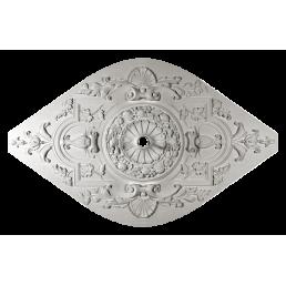 Розетка потолочная из гипса р-89  1500х850