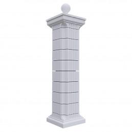 Колонна бетонная 1